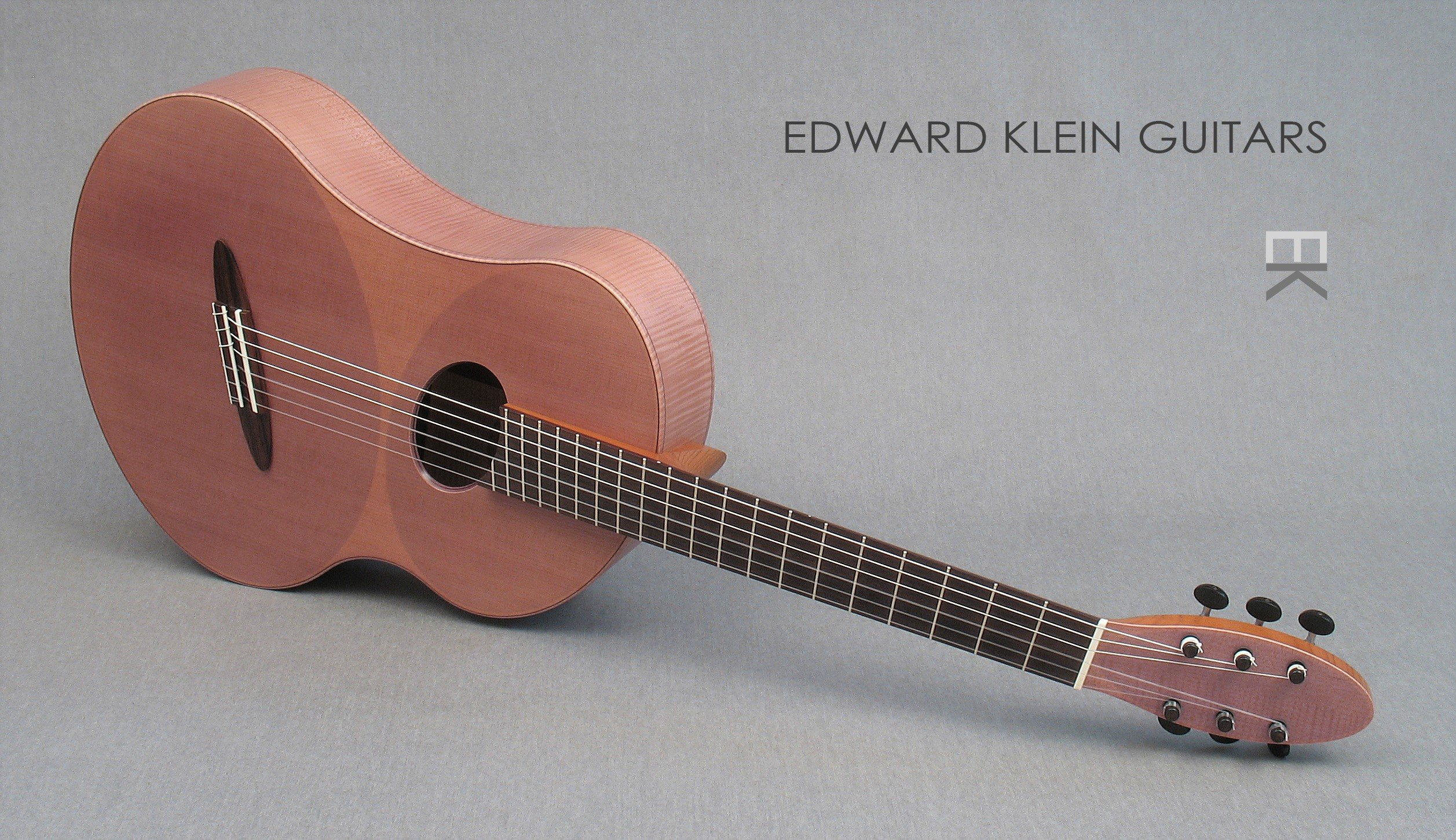 Ellipse N (nylon string) Curly maple, spruce, EI rosewood, ebony, Spanish cedar, lacquer finish