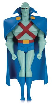 JUSTICE LEAGUE ANIMATED MARTIAN MANHUNTER AF
