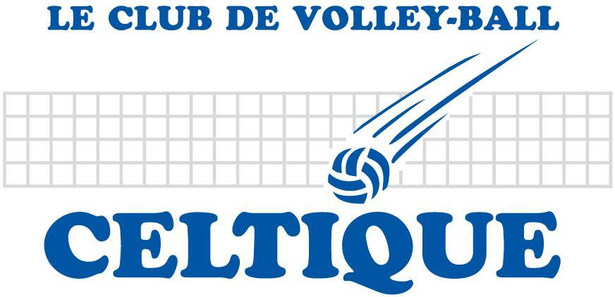 Boutique Club Volleyball Celtique