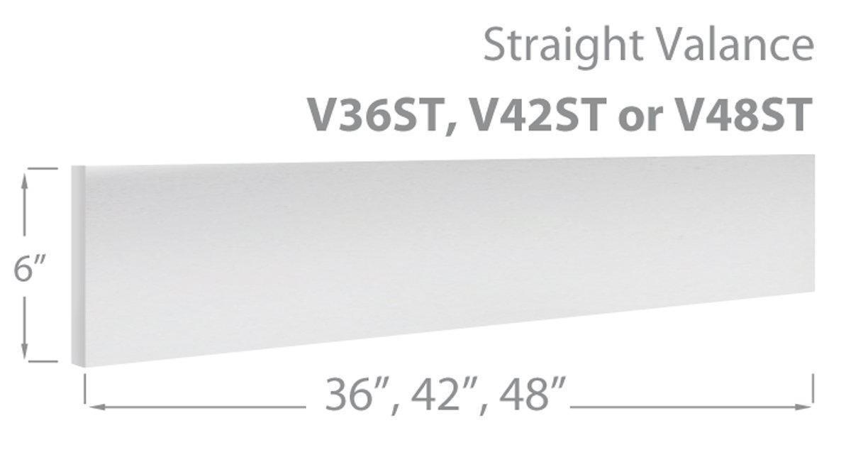 Straight Valance