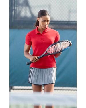 Ladies Performance Double Pique Sport Shirt