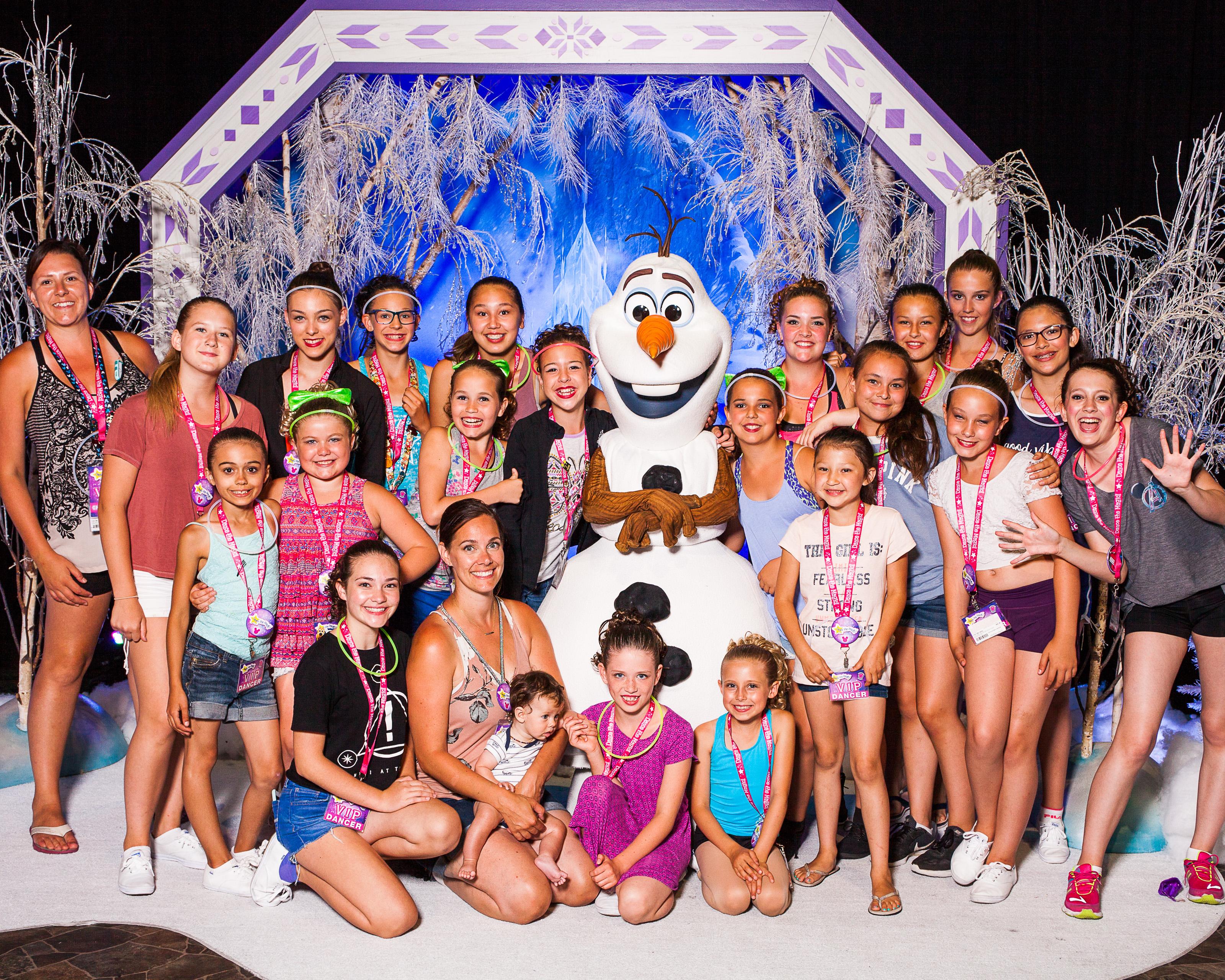 Dance Disney 2017