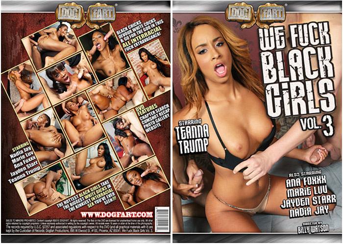 Ch 105:  We Fuck Black Girls 3