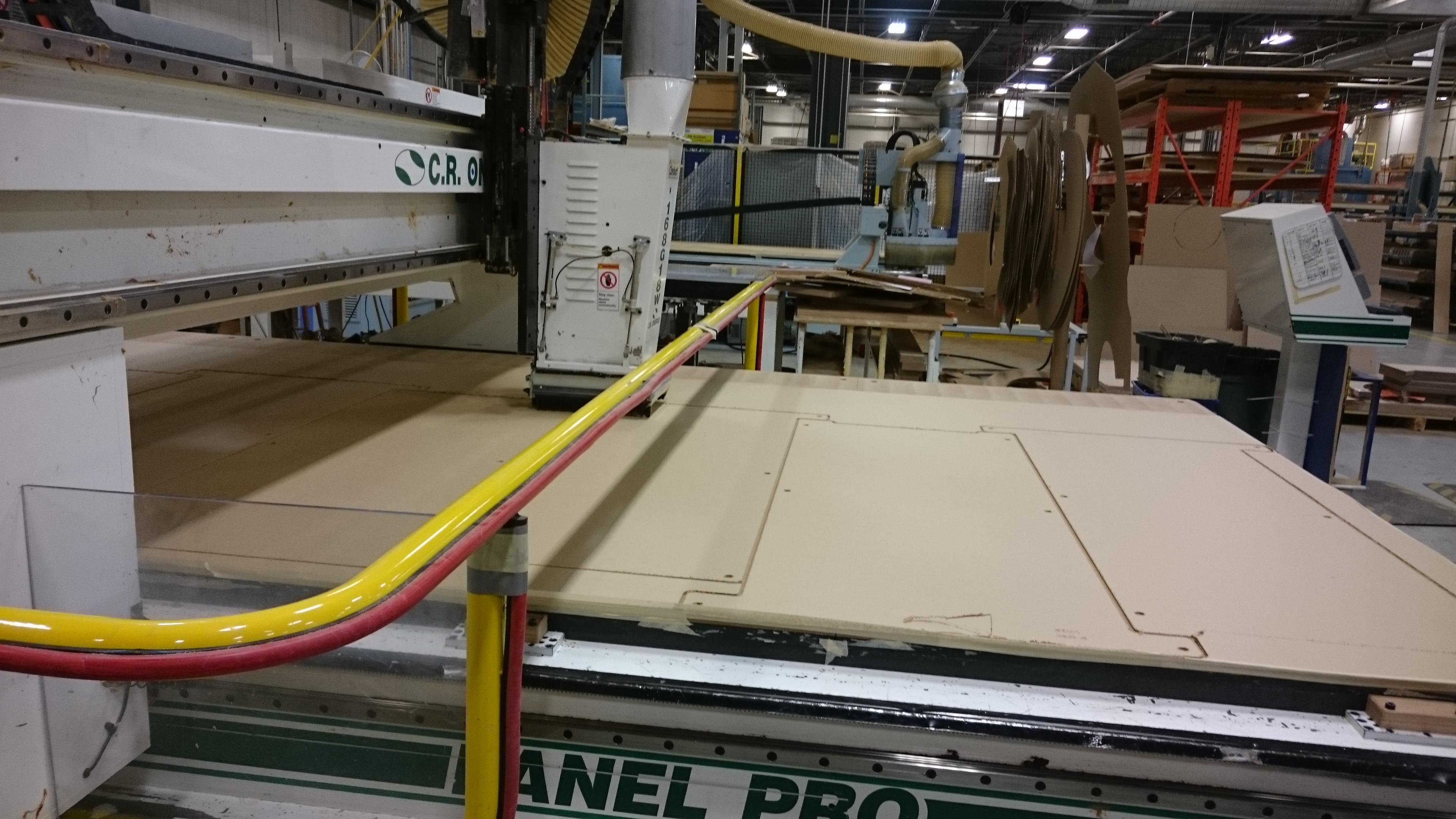 8' x 14' Panel Pro CNC