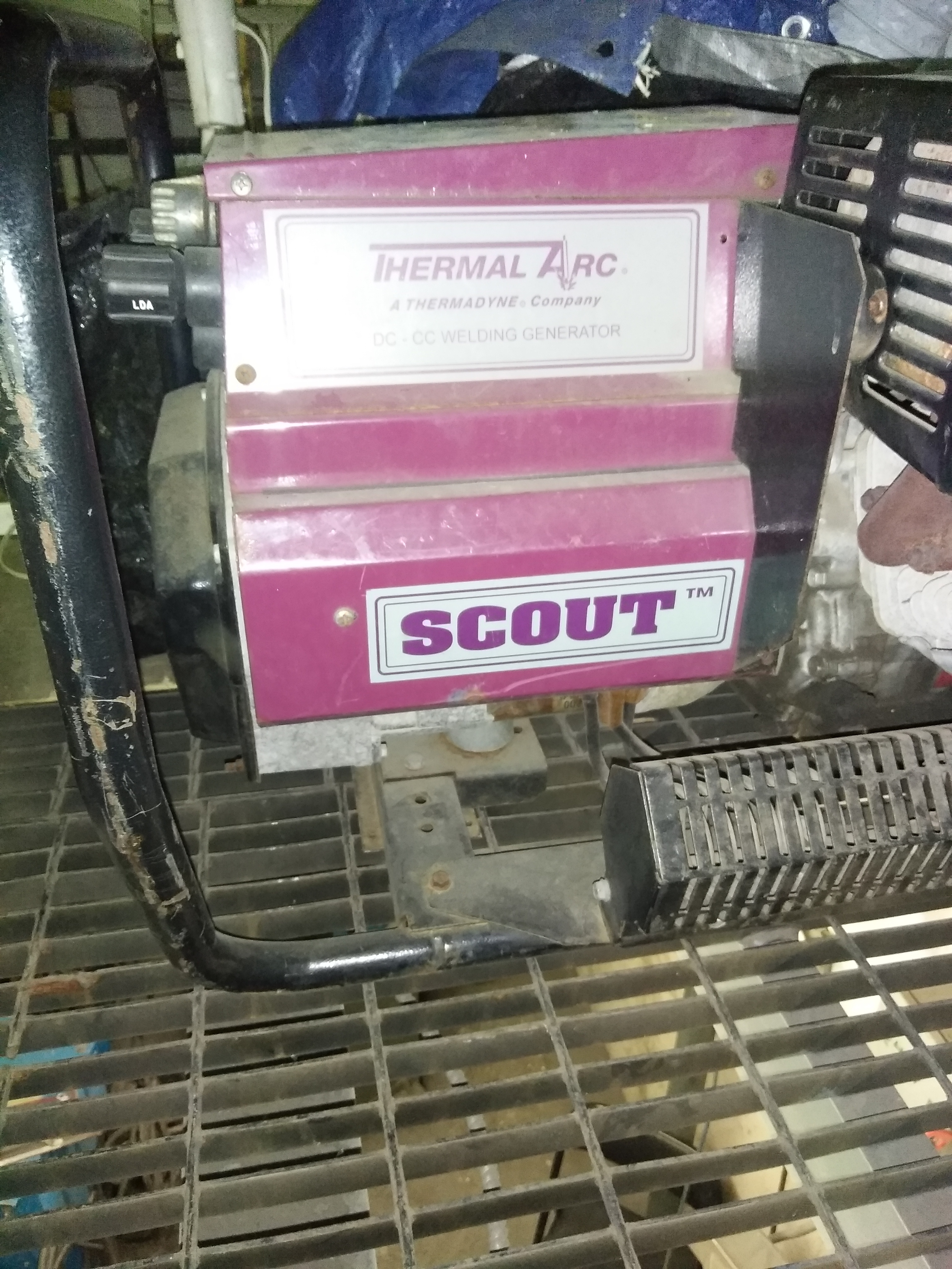 Themal Welding Generator Quantity: 2  Cost : $2500/ each