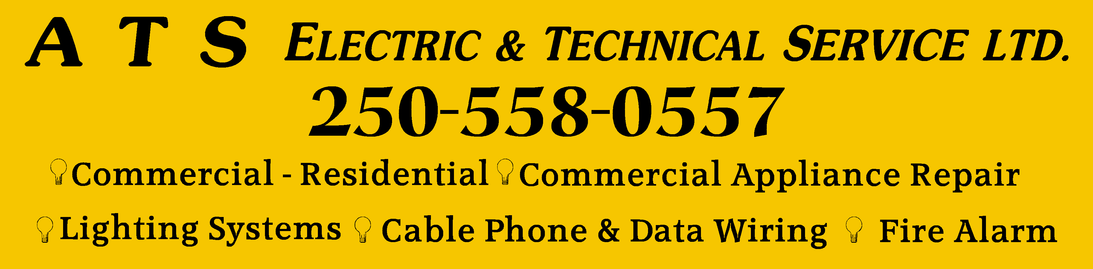 A T S Electric  & Technical Services