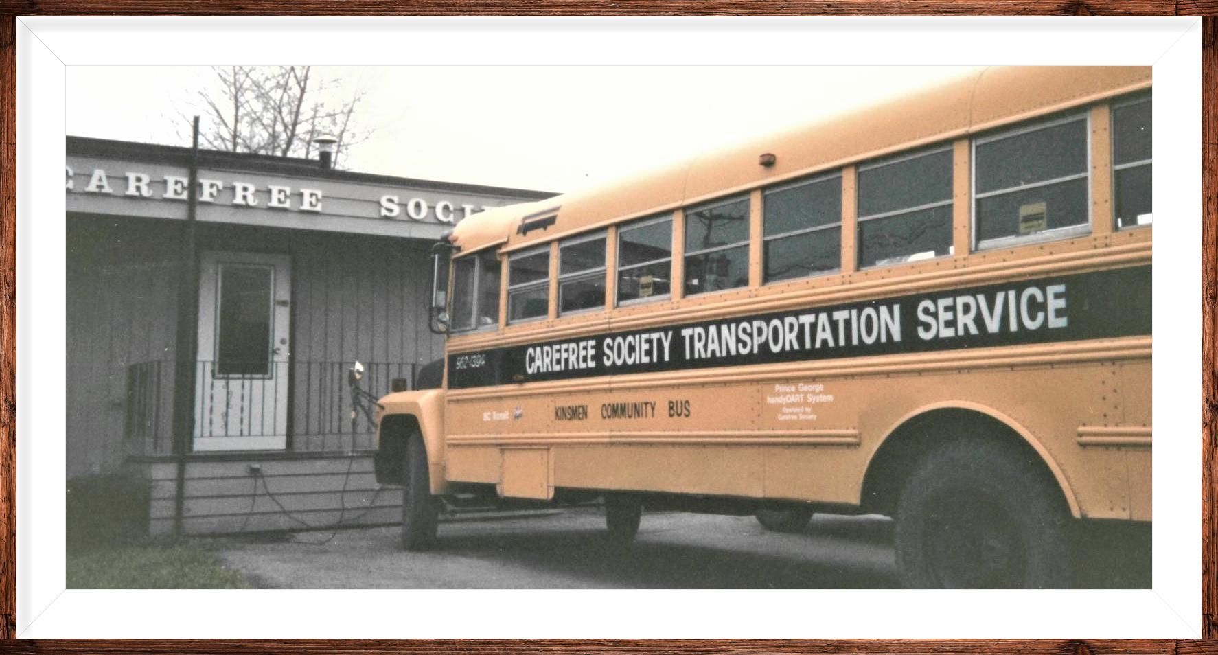 Kinsmen Community Bus