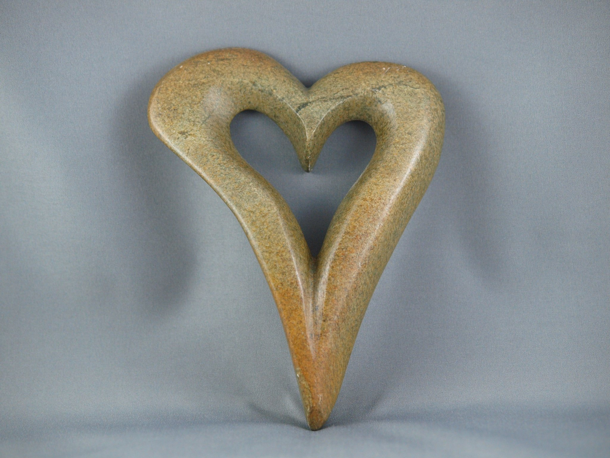 Serpentine Double Heart
