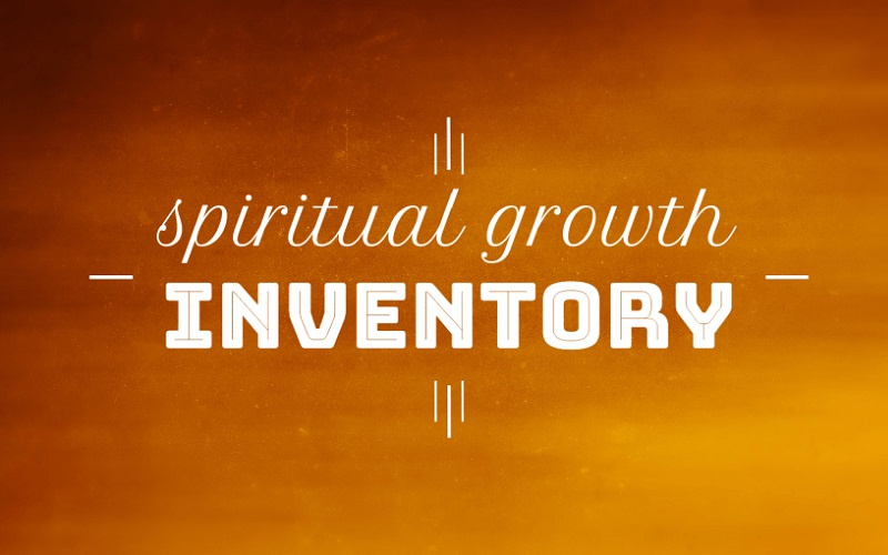 Online Spiritual Growth Inventory Tool