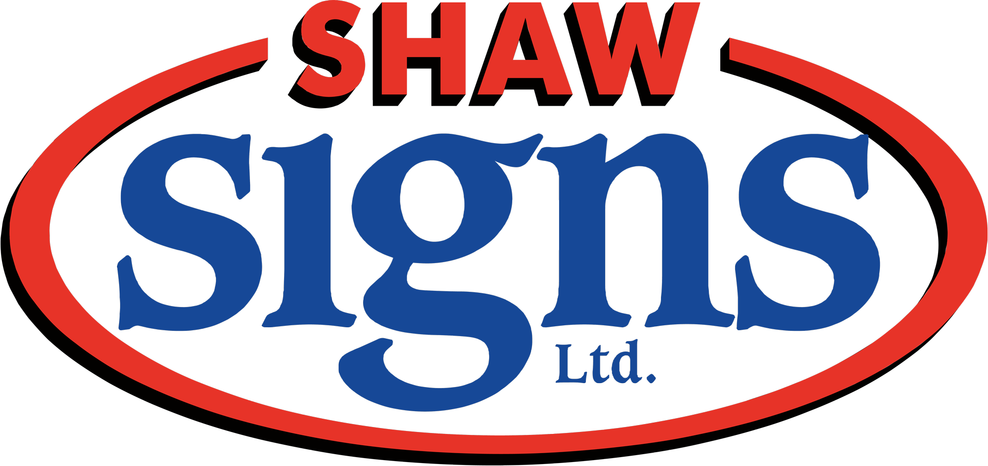 Shaw Signs Ltd
