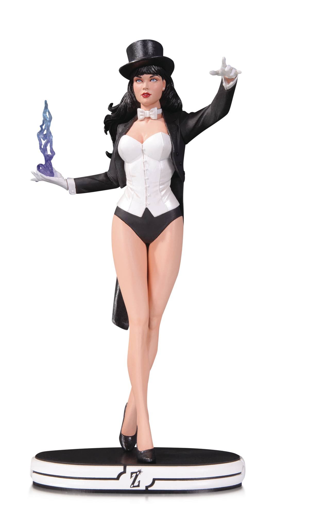 DC COVER GIRLS ZATANNA STATUE