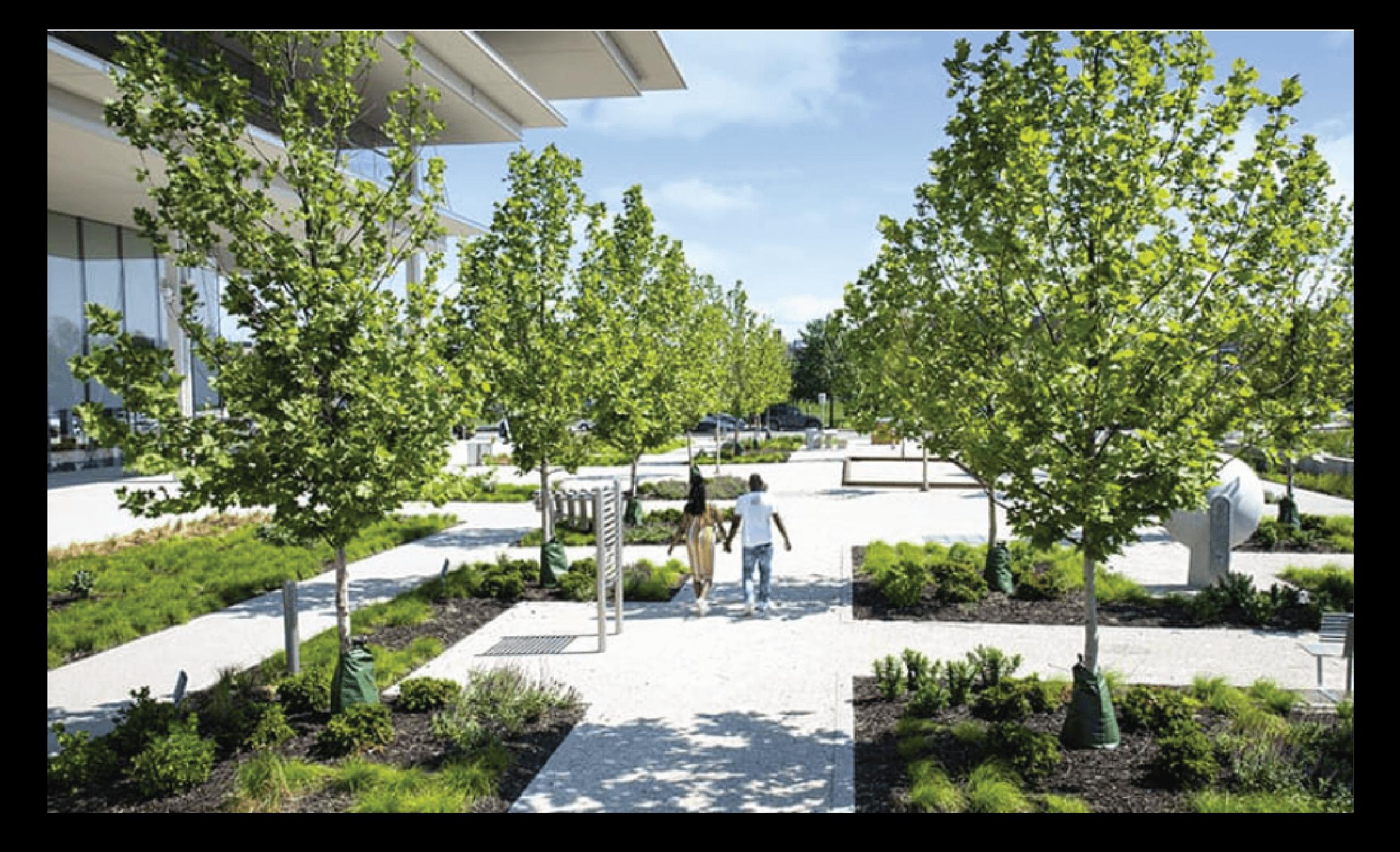 Des Moines Krause Gateway Centre in Des Moines, IA