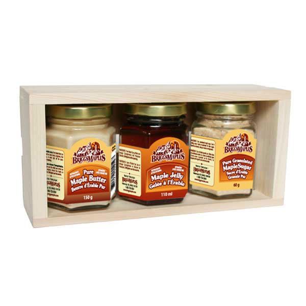 3 hex jar crate