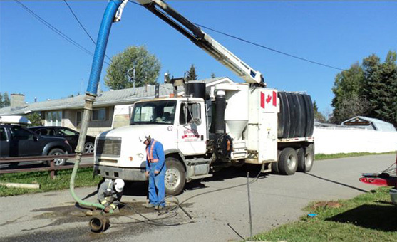 White Truck 5