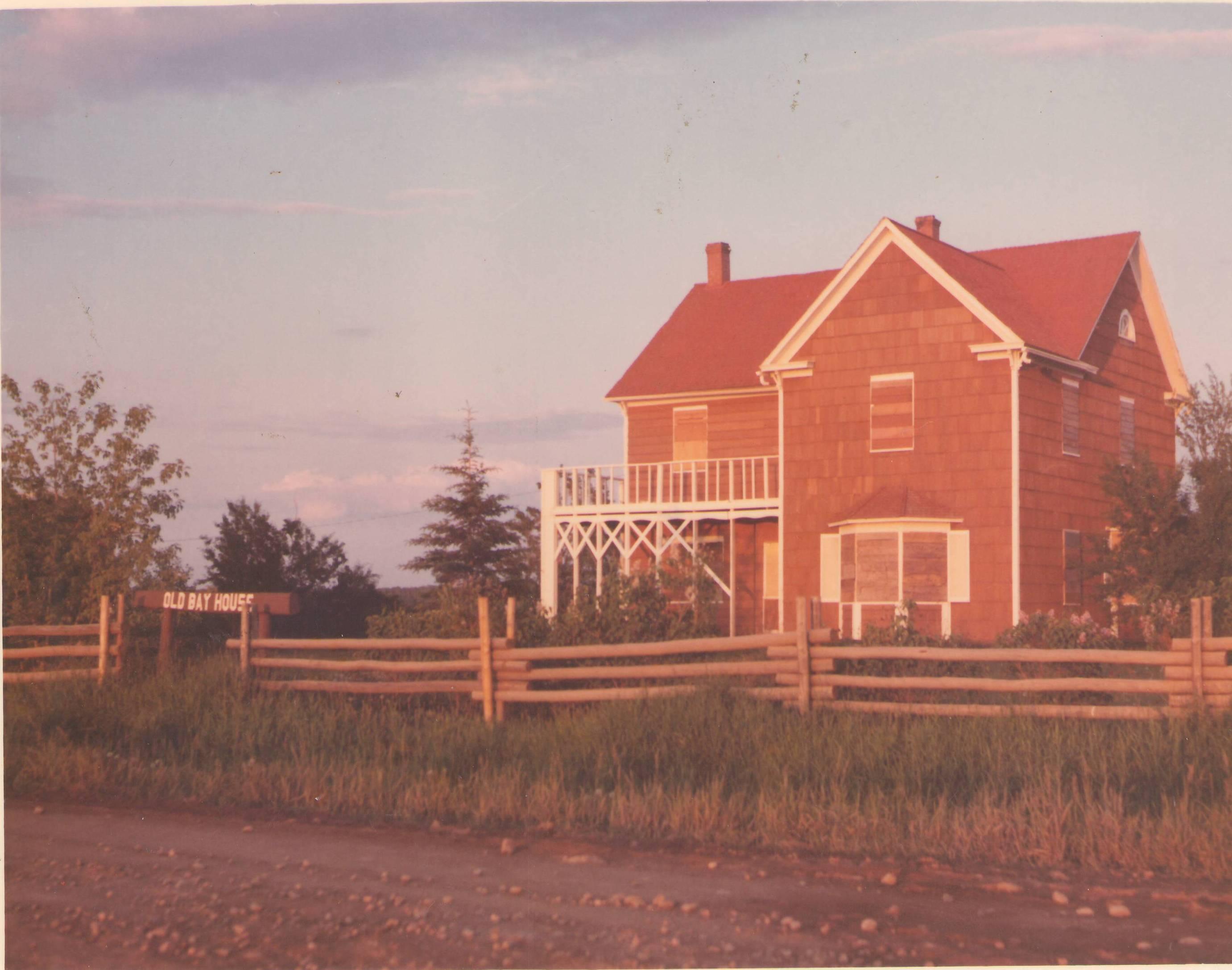 OBH C. 1980 Photo Credit: Marilee Cranna Toews