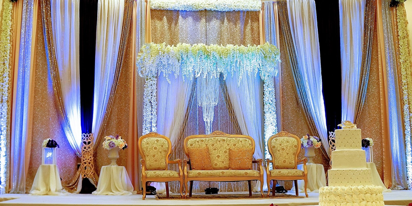 Wedding at Red Rose Convention Center