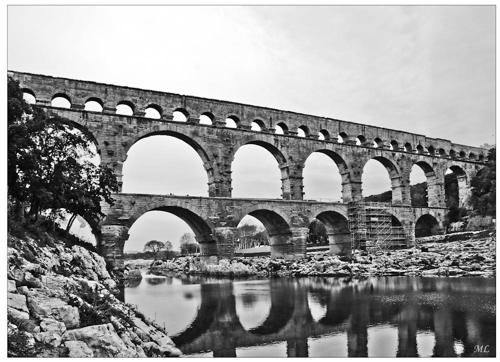 Pont du Gard  2006 - France
