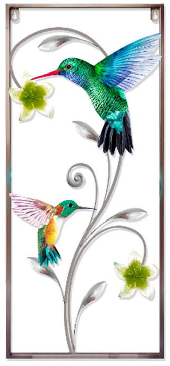 508 ALH147S Hummingbird Wallart Reg. Price $41.99 Blowout Price $29.99