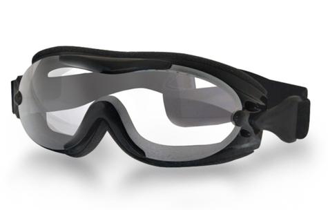 Goggles pour mettre par dessus  des lunettes de prescription Verres clair Prix: 46.97$