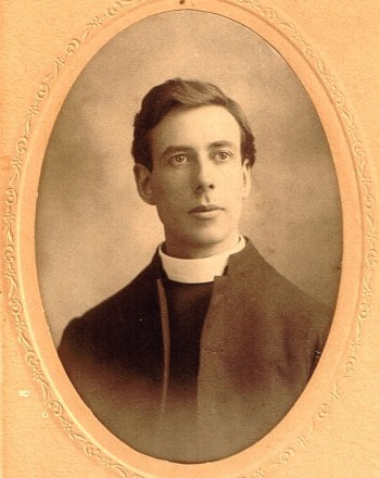 Rev T H Iveson 1907-1914