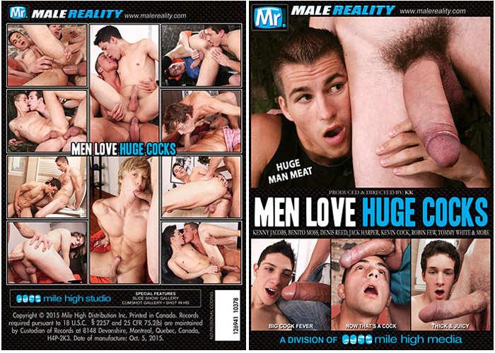 Ch 156:  Men Love Huge Cocks
