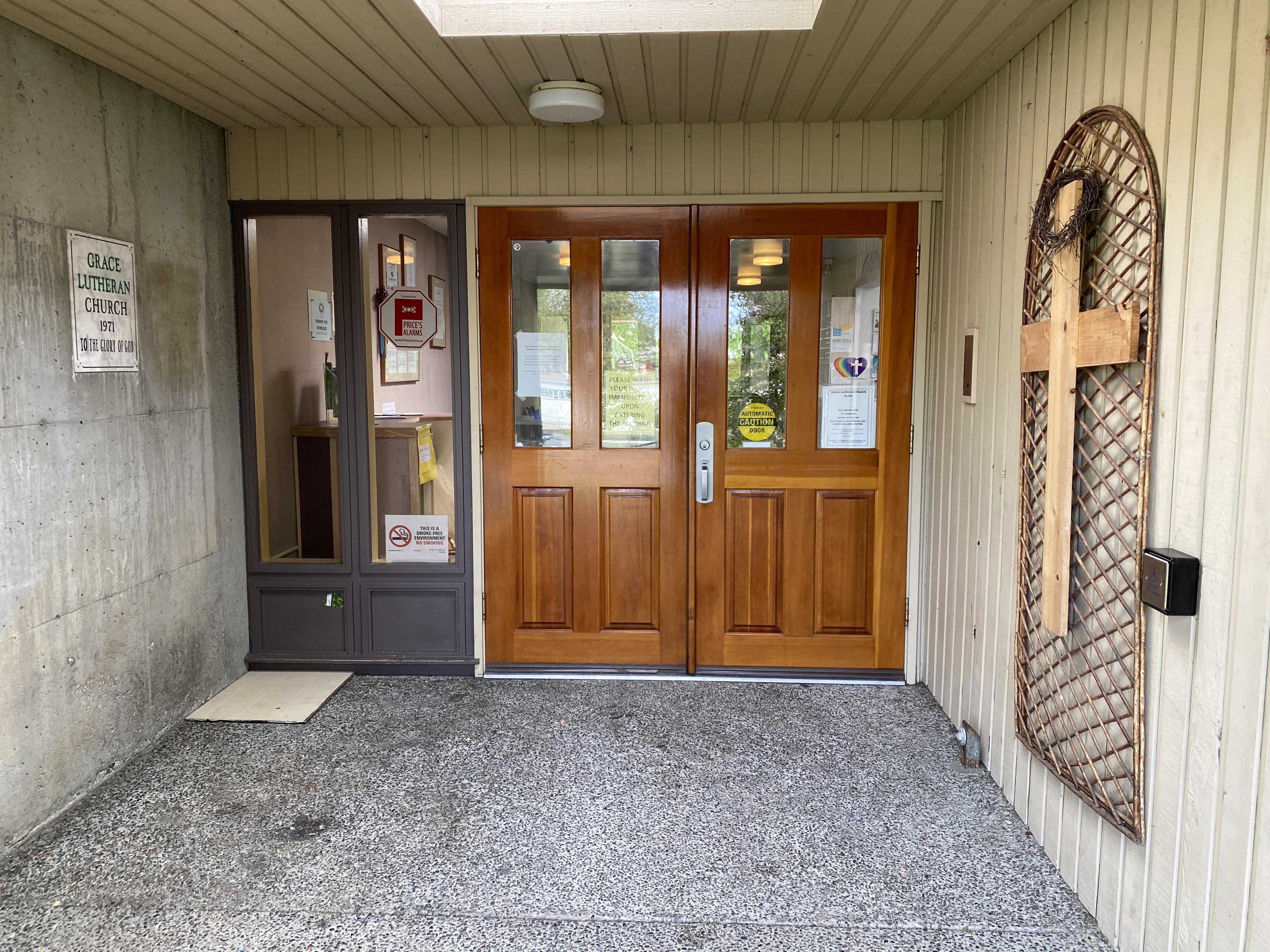 Fort Street Entrance