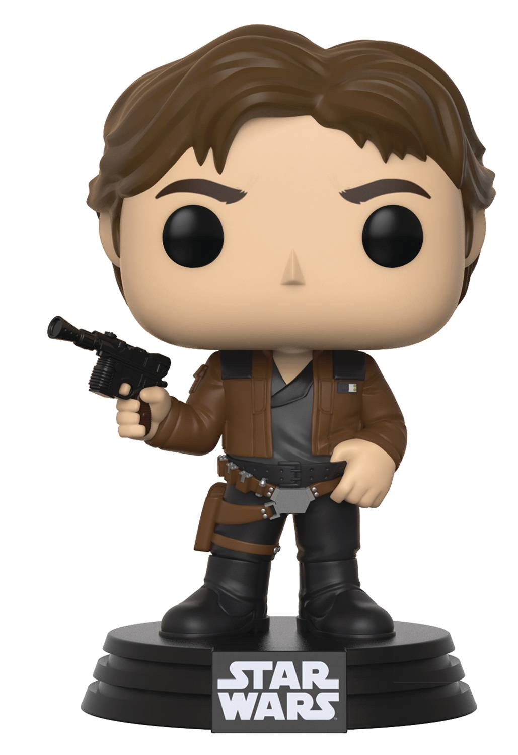 POP STAR WARS SOLO W1 HAN SOLO VINYL FIGURE