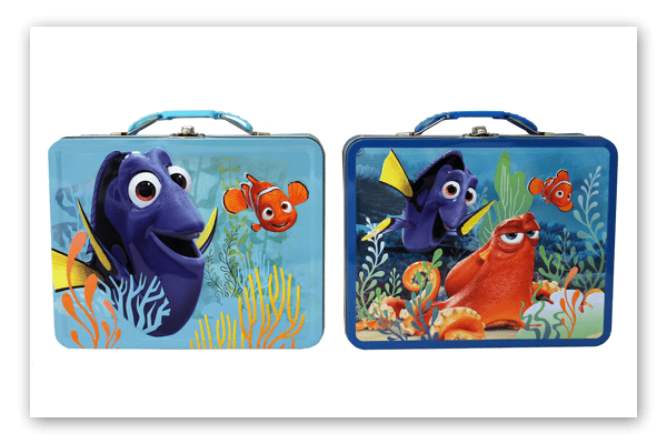 Finding Nemo Embossed Carry All Tin