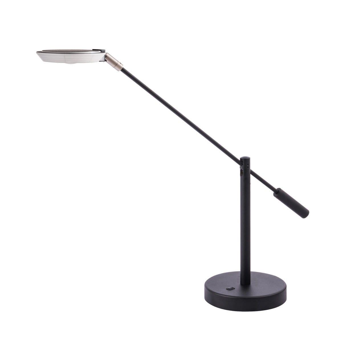 148 PTL 5021 BLK LED Table Lamp in Black or Satin Nickle Regular Price $214.99 Sale Price $149.99