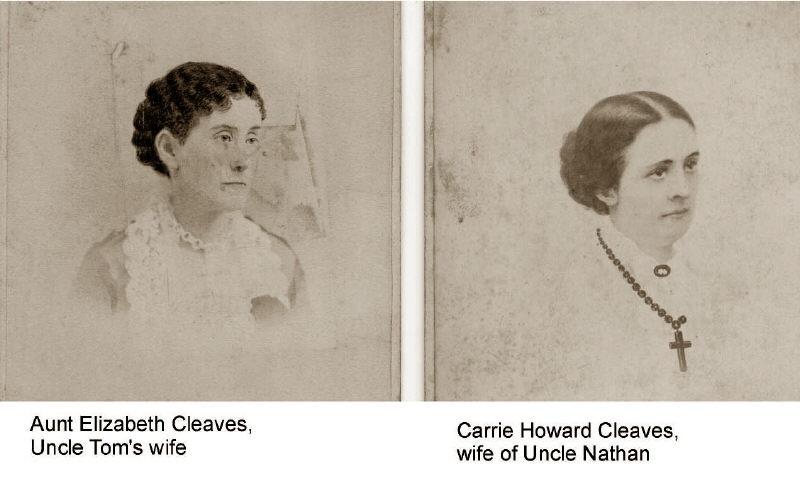 Elizabeth & Carrie Cleaves