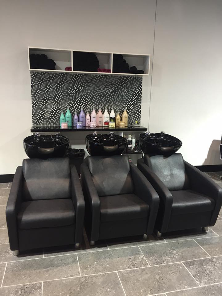 Salon Hair Wash Station