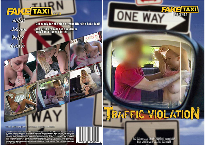 Ch 37:  Traffic Violation