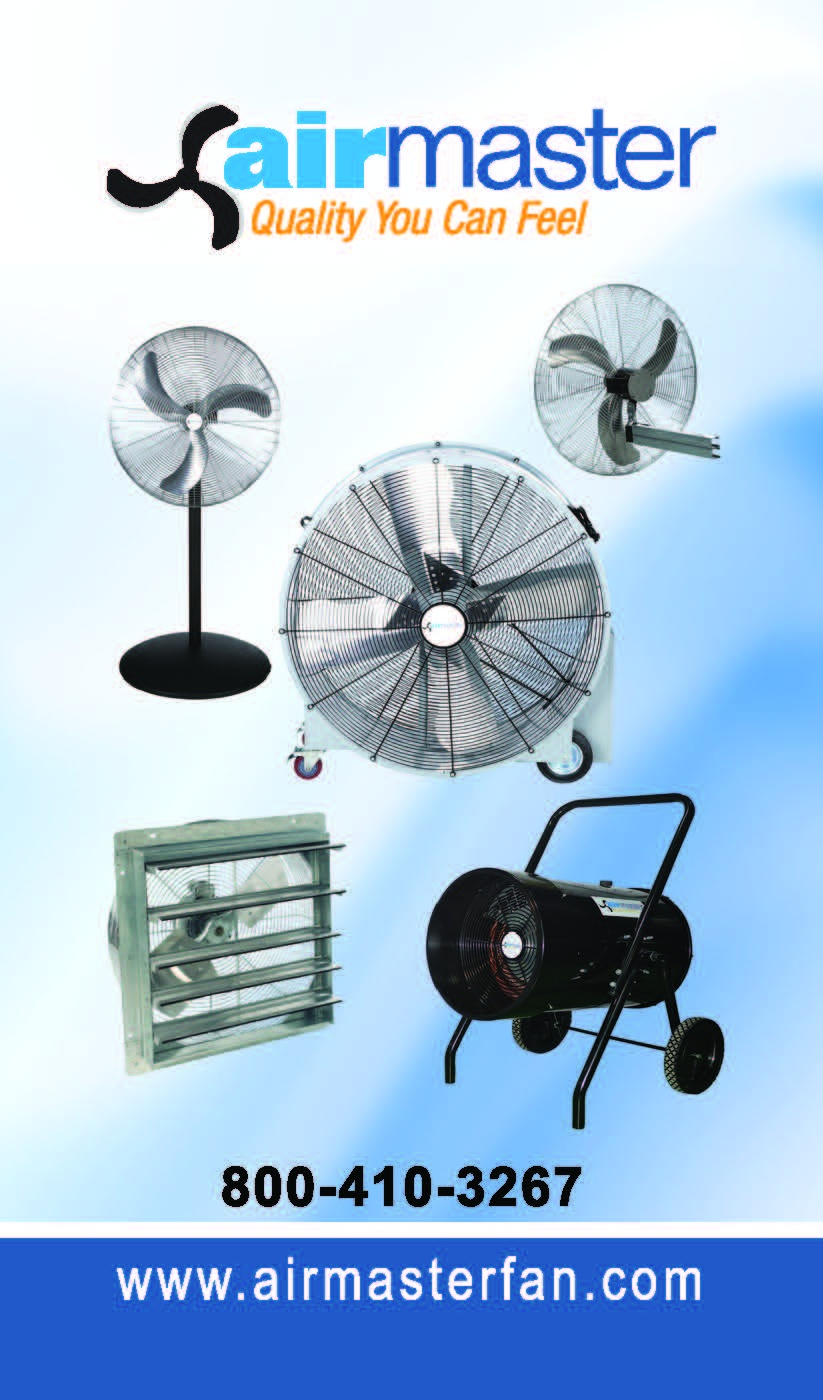 AIRMASTER FANS