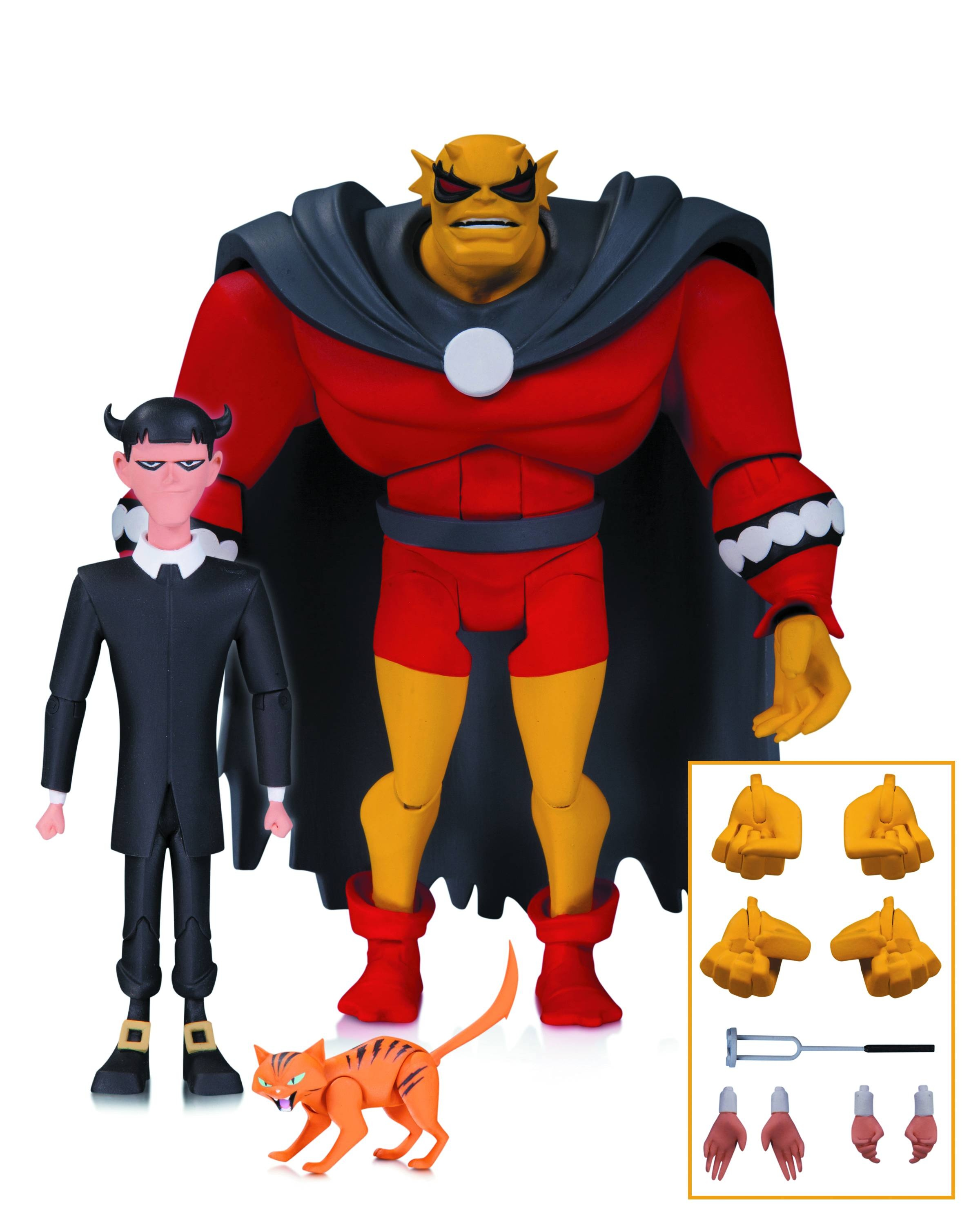 BATMAN ANIMATED SERIES ETRIGAN W KLARION AF