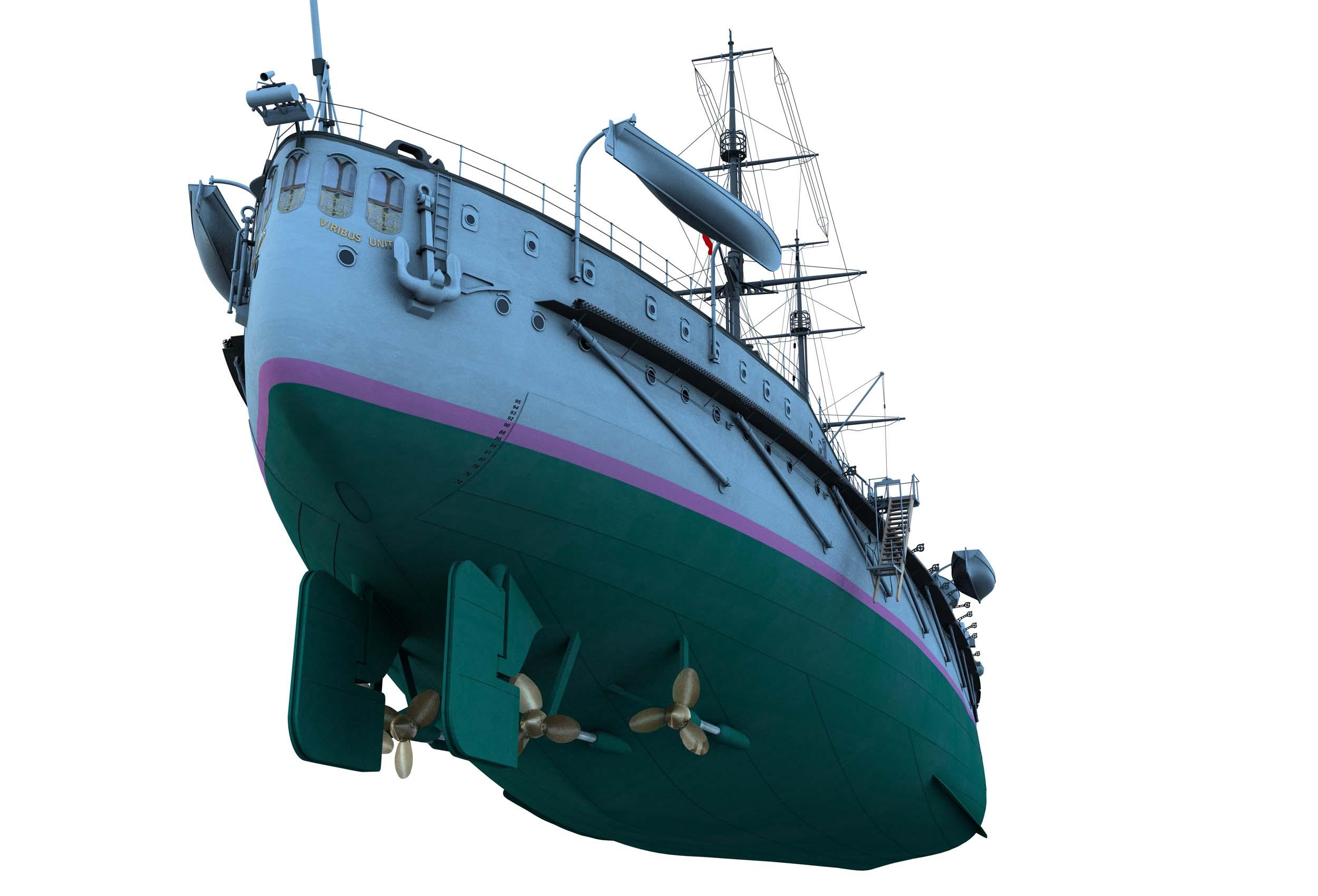 https://0901.nccdn.net/4_2/000/000/064/d40/CK4-Full-Ship-Stern-Starboard-Rudders-Underwater.jpg