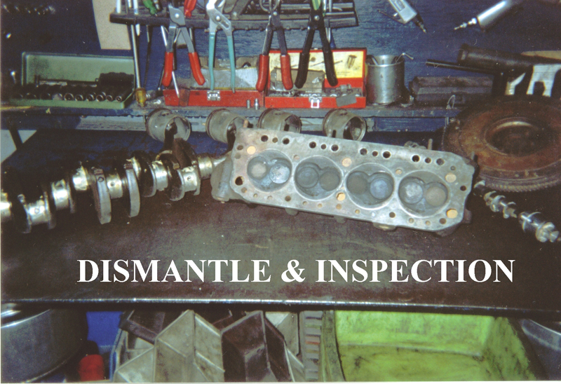 Dismantle and Inspection