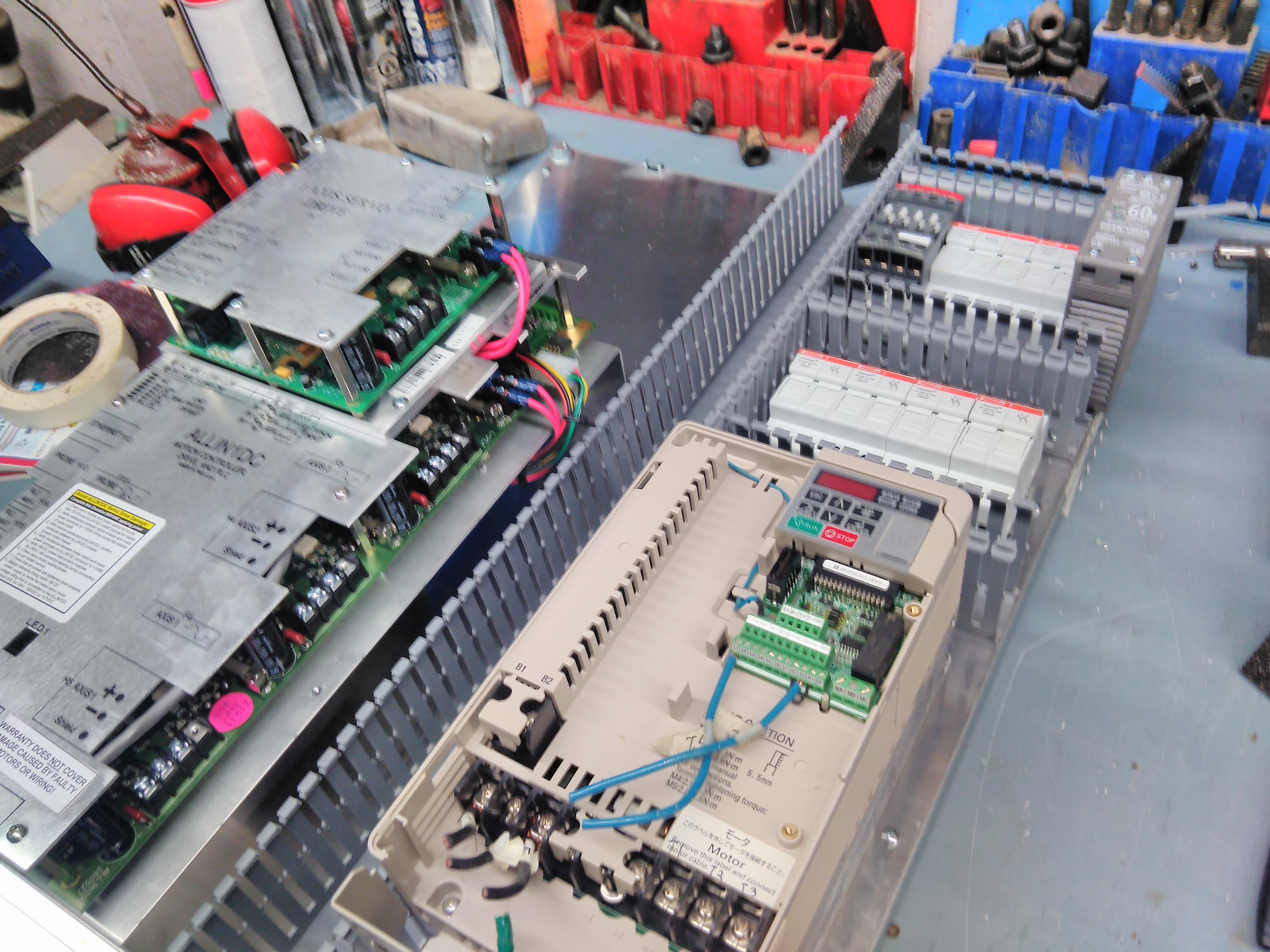 CNC Retrofit Controller