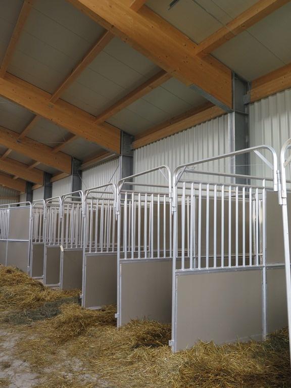 2015 Shawville - Horse barn
