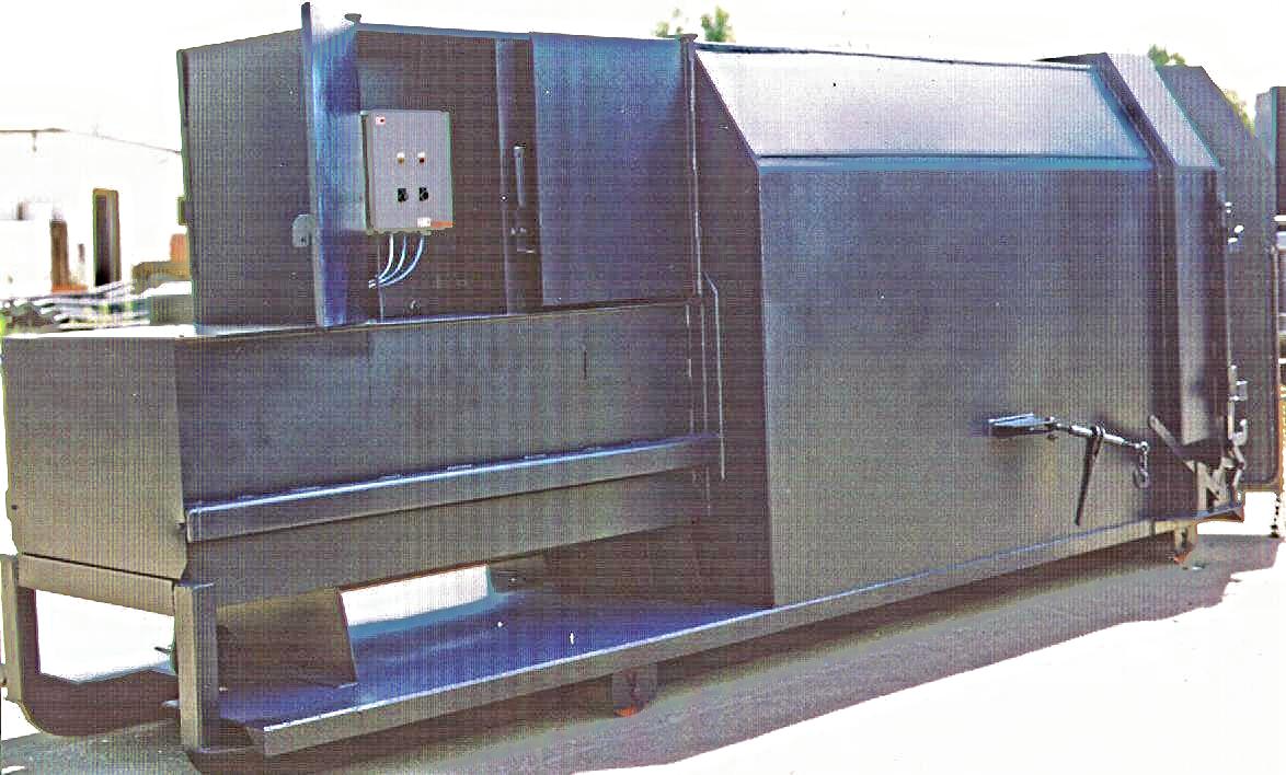 C600 Combination Compactor
