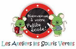 pré-maternelle Les Ateliers Les Souris Vertes