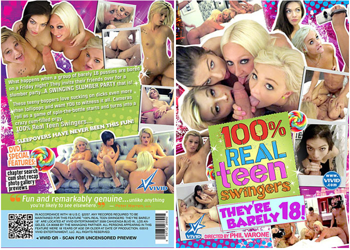 Ch 25:  100% Real Teen Swingers