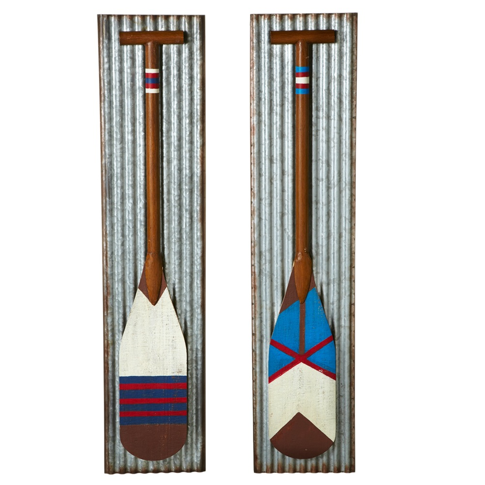 Corrugated Paddles