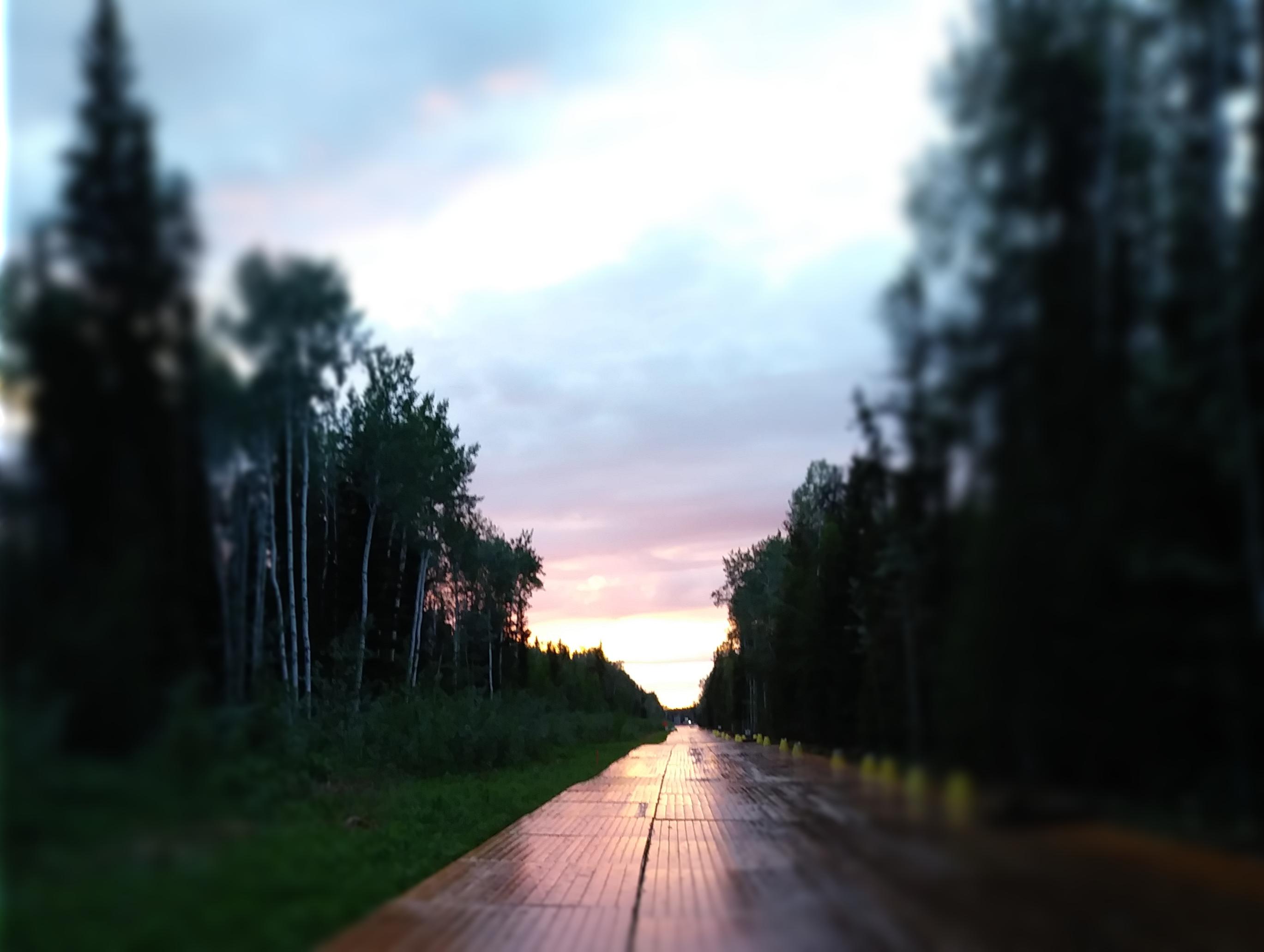 Pathway-Mackenzie River