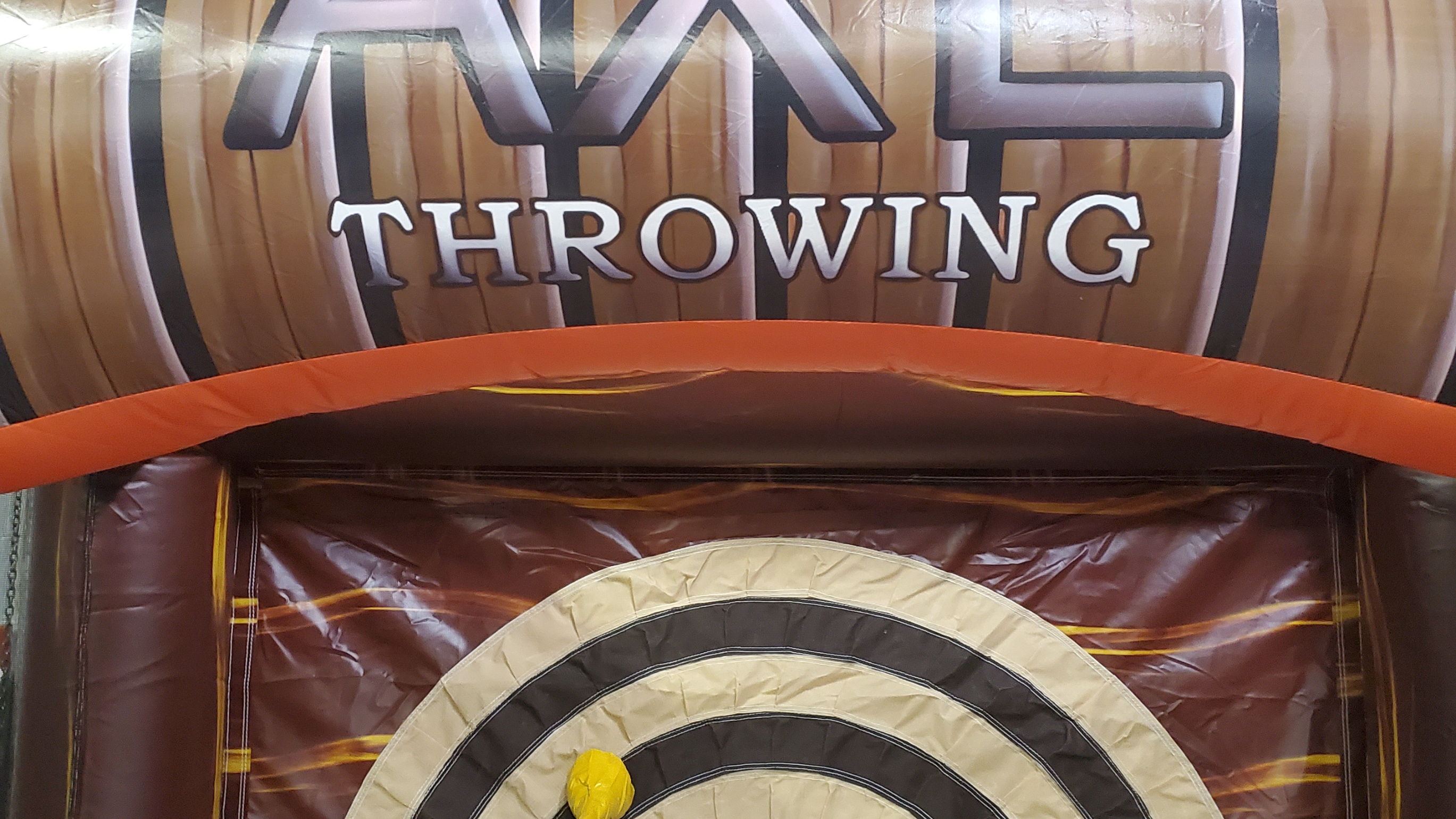 Axe Throwing Contest $180.00 Plus Tax