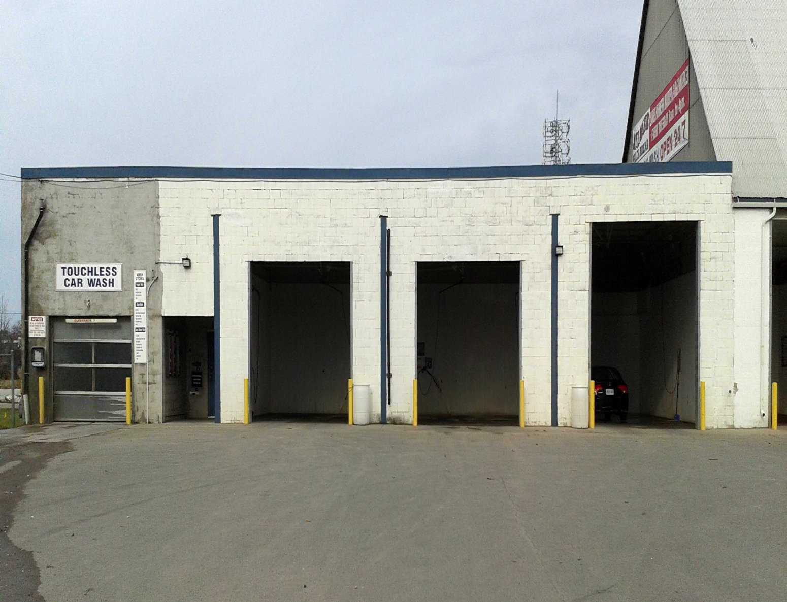 5 bay car and truck wash touchless car wash semi truck bay in aylmer