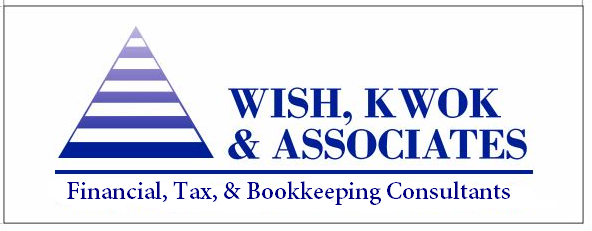 Wish, Kwok & Associates - Financial, Tax and Bookkeeping Consultants