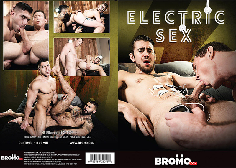 Ch 160:  Electric Sex