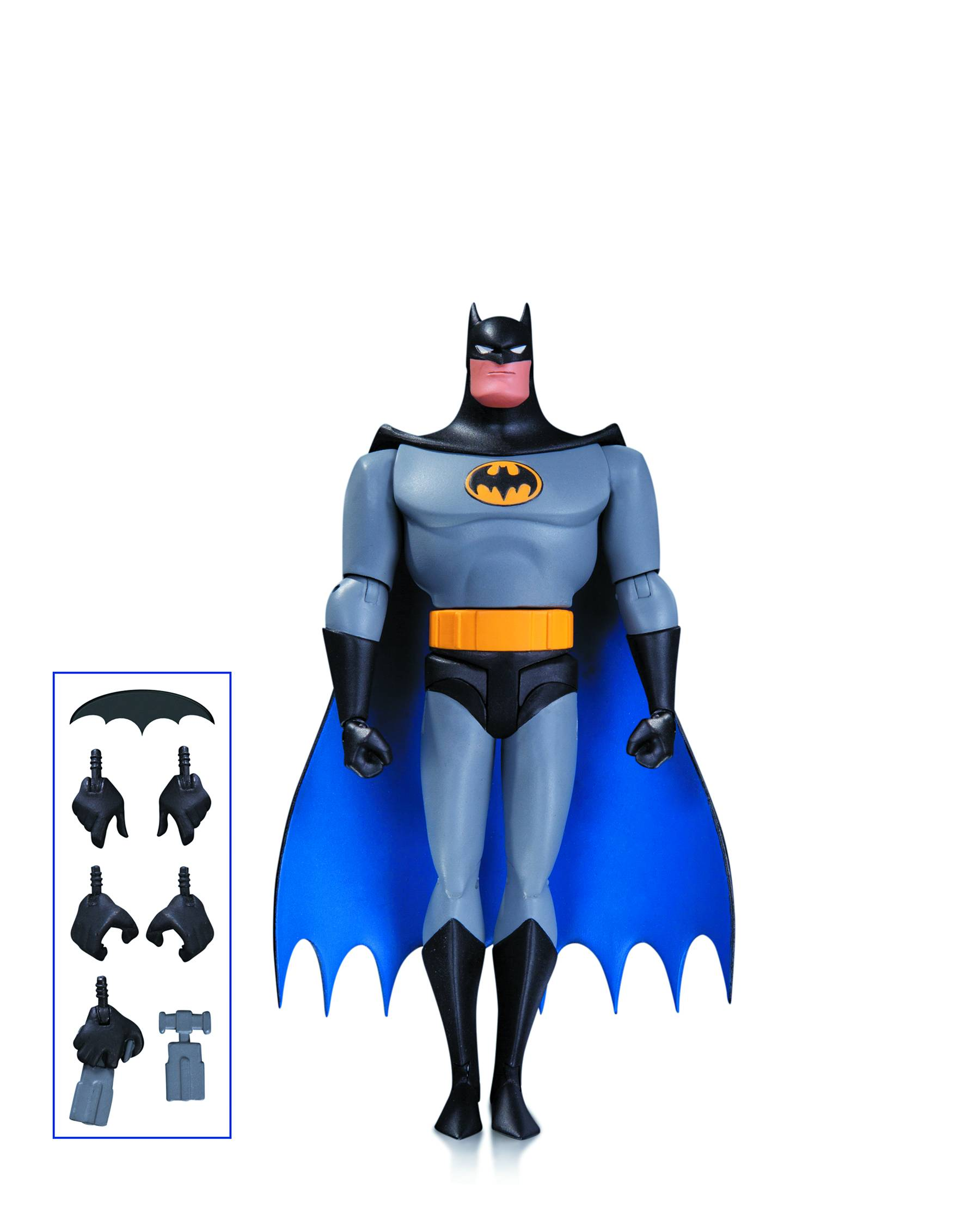 BATMAN ANIMATED SERIES BATMAN AF (RES)