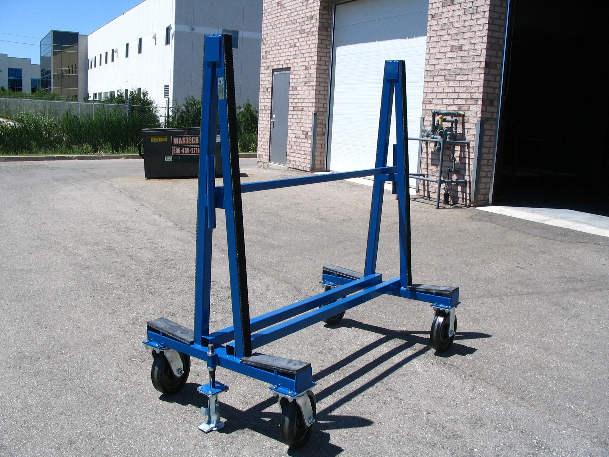 """A"" Type Block Dolly"