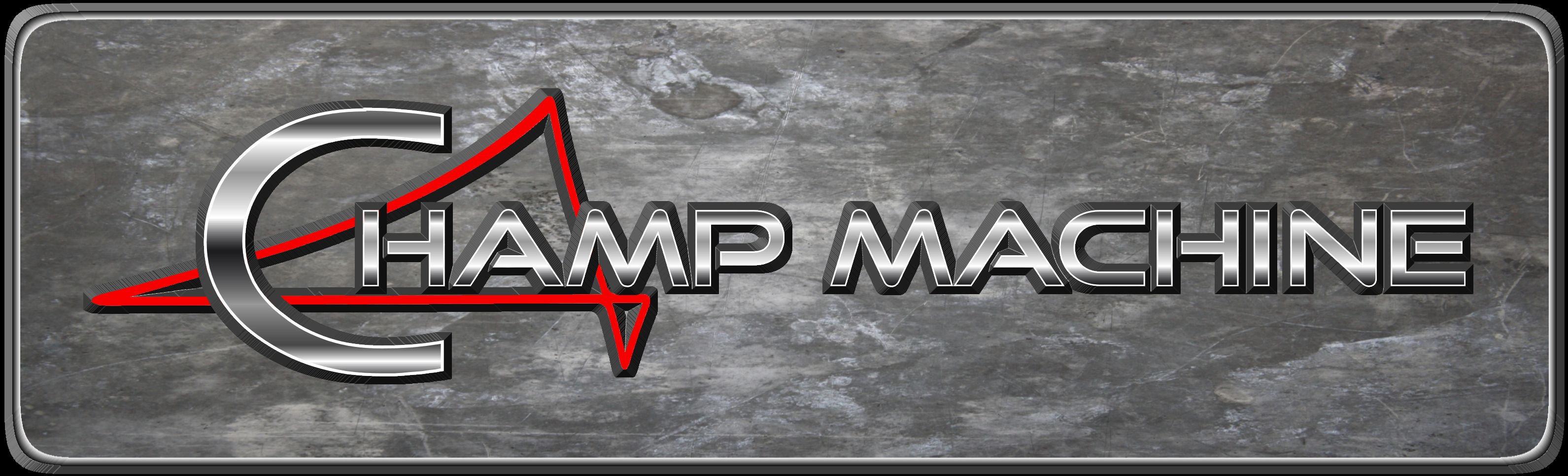 Champ Machine & Welding Ltd